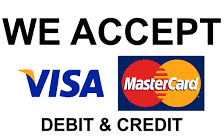Retford Carpet Cleaning Pro accept payments by credit and debit card